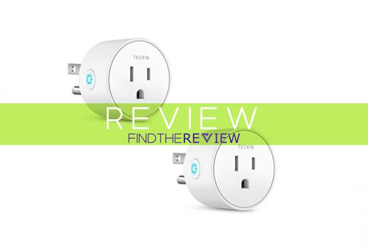 Teken Wifi Smart Plug Review