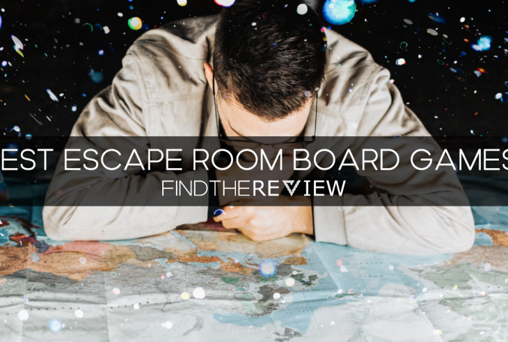 Best Escape Room Board Games