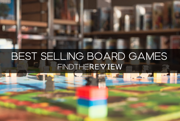 best selling board games